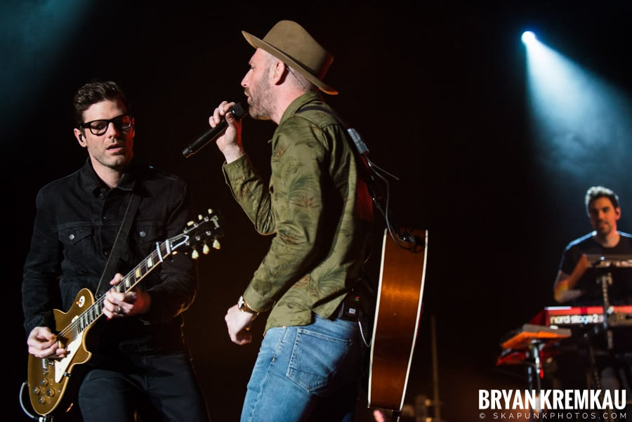 Mat Kearney / Andrew Belle / Filous @ Playstation Theater, NYC (43)
