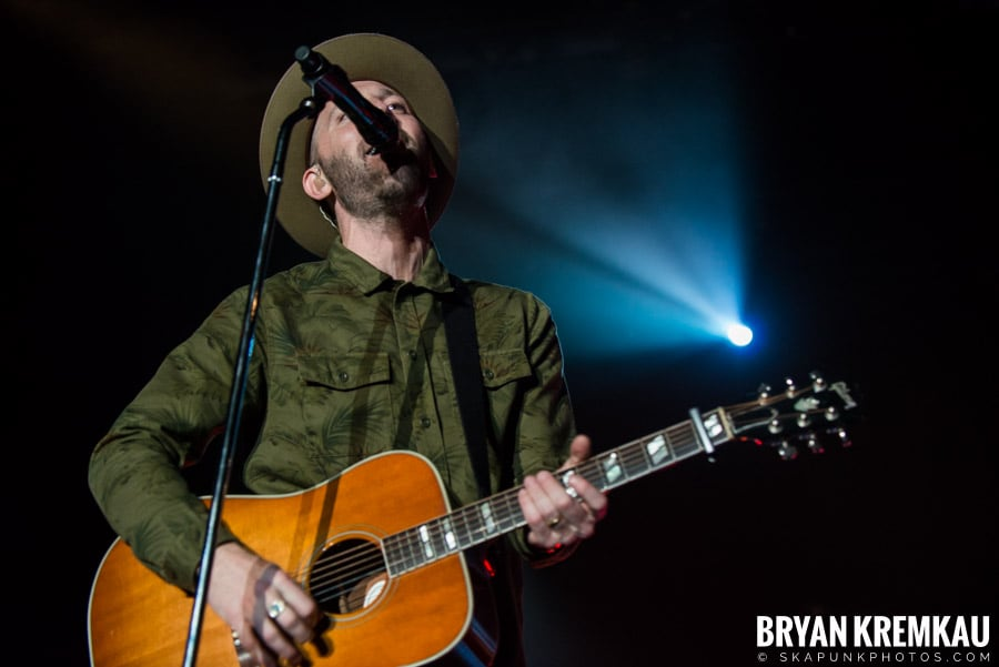 Mat Kearney / Andrew Belle / Filous @ Playstation Theater, NYC (44)