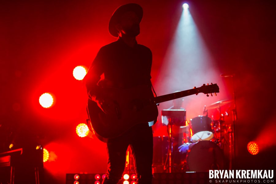Mat Kearney / Andrew Belle / Filous @ Playstation Theater, NYC (45)
