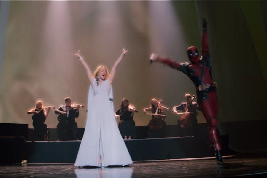 Deadpool - Celine Dion Ashes