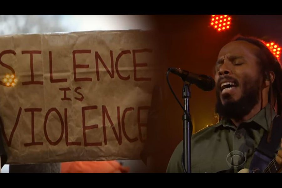 Ziggy Marley: Rebellion Rises