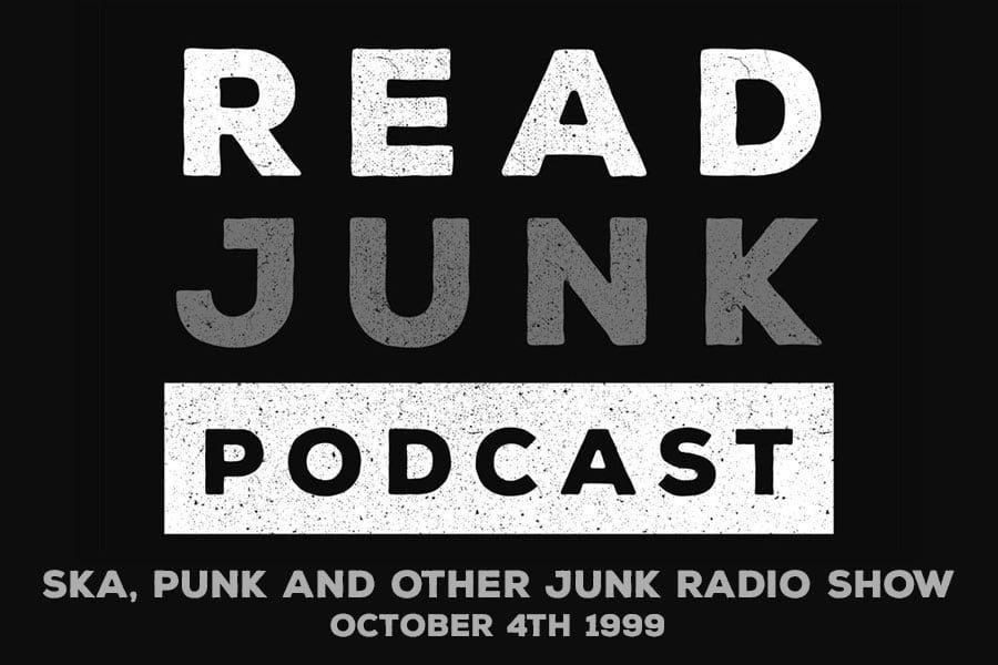 ReadJunk Podcast: Episode 3 (SPAOJ Archive: October 4th, 1999)
