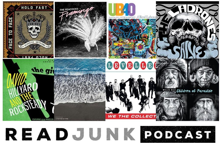 ReadJunk Podcast - Episode 5 (New Music - June 2018)