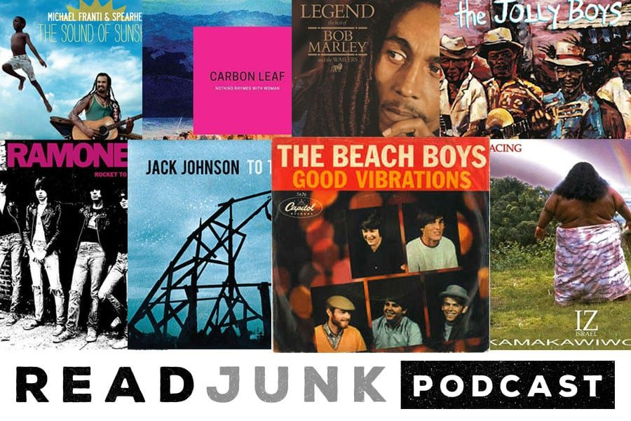 ReadJunk Podcast: Episode 06 - Summer Songs