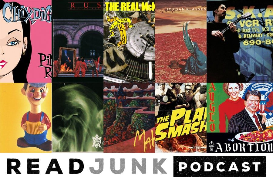 ReadJunk Podcast: Episode 07 (Canadian Bands)
