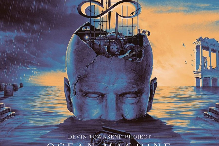 Devin Townsend Project Ocean Machine - Live at the Ancient Roman Theatre Plovdiv