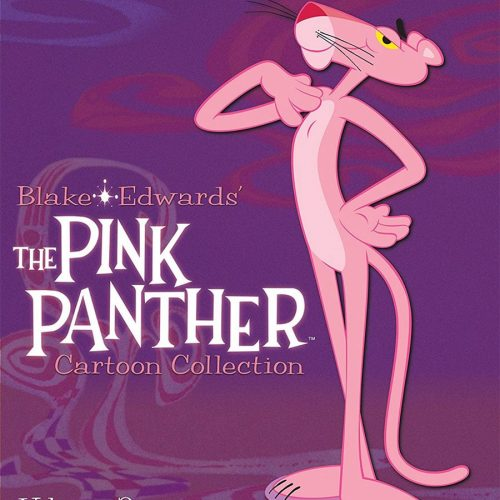 The Pink Panther Cartoon Collection: Volume 2