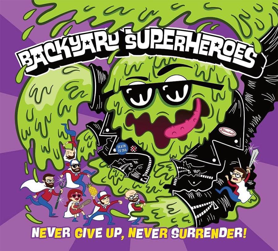 Backyard Superheroes