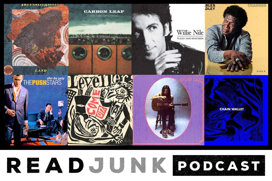 ReadJunk Podcast: Episode 12 (Favorite Songs Part 1)