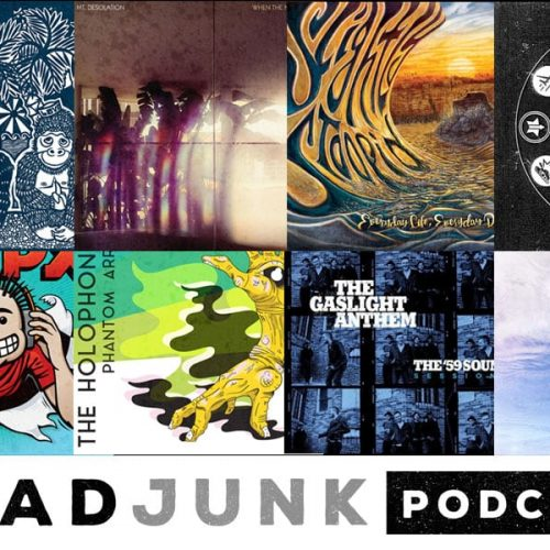 ReadJunk Podcast: Episode 15 (New Music - August 2018)