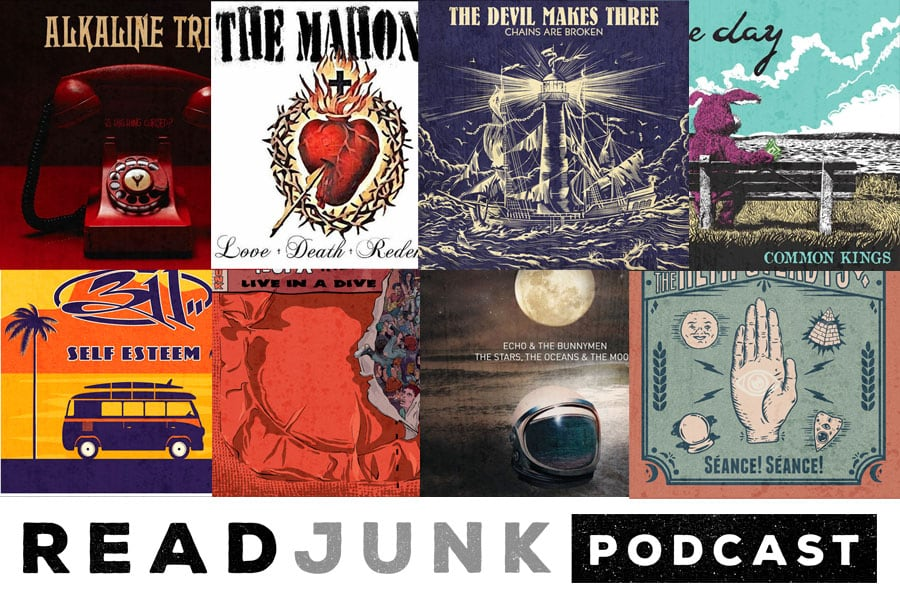 ReadJunk Podcast Episode 18