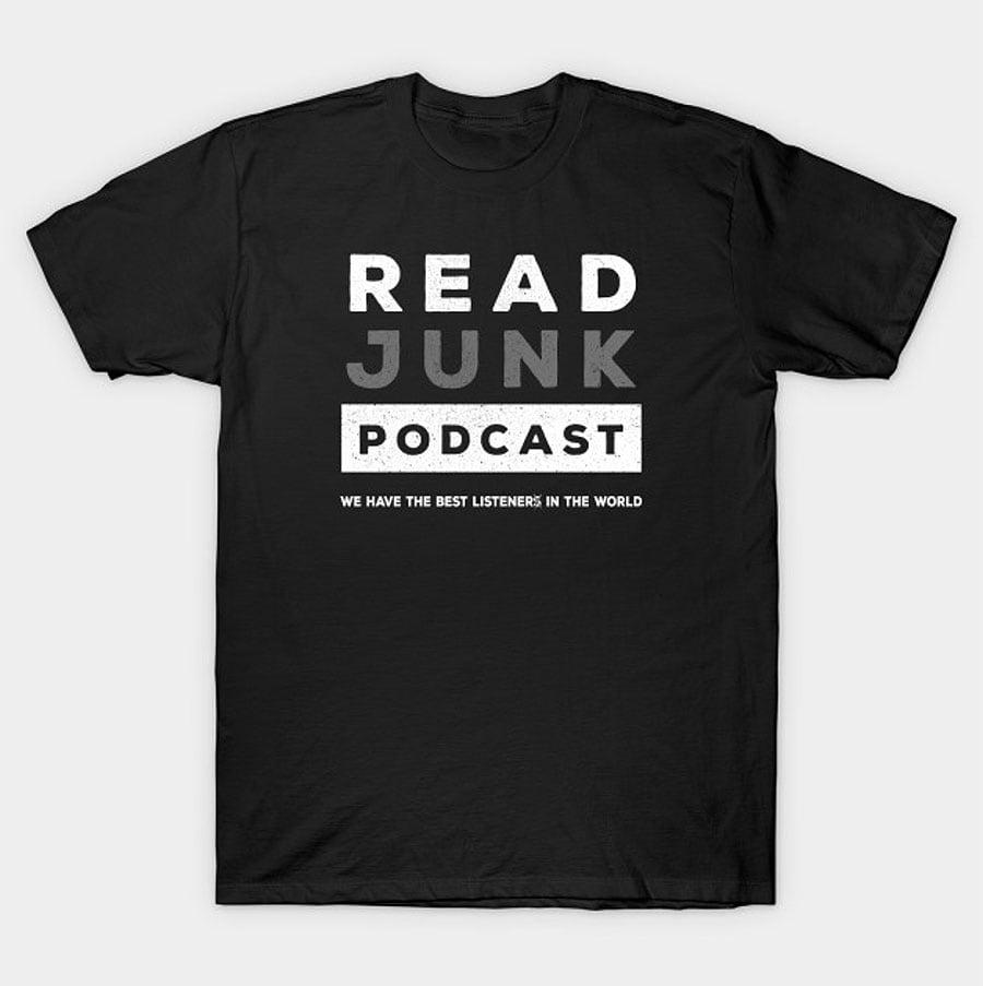 ReadJunk Podcast Shirt