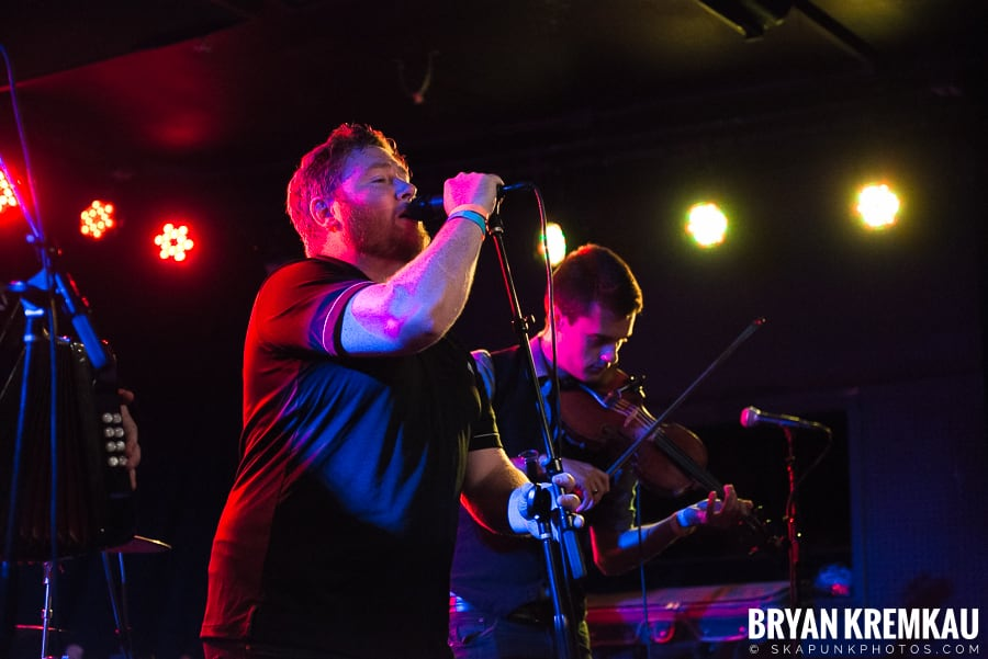Young Dubliners, The Narrowbacks @ Knitting Factory, Brooklyn, NY (50)