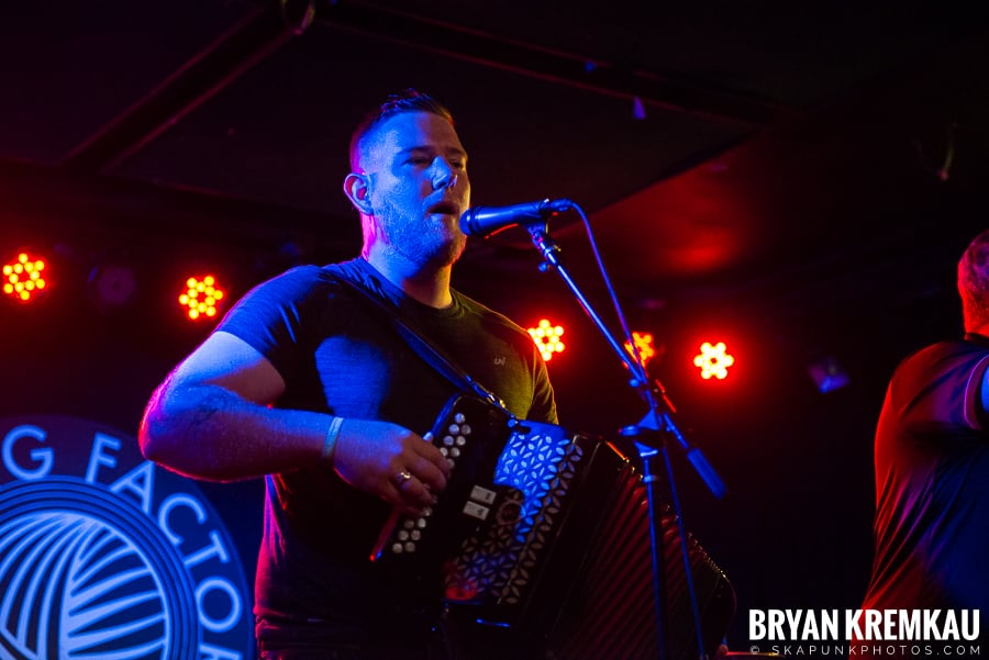 Young Dubliners, The Narrowbacks @ Knitting Factory, Brooklyn, NY (49)