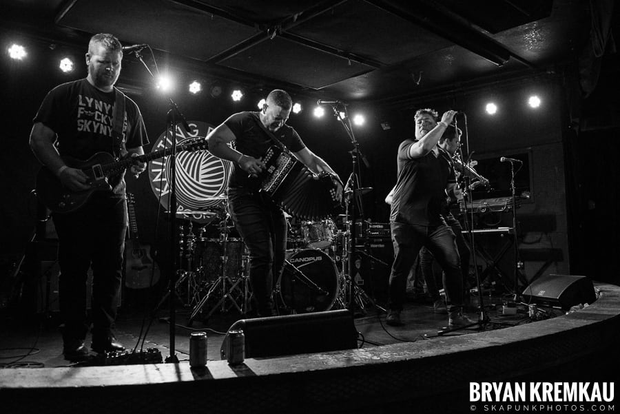 Young Dubliners, The Narrowbacks @ Knitting Factory, Brooklyn, NY (47)