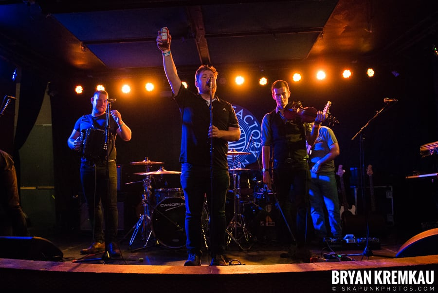 Young Dubliners, The Narrowbacks @ Knitting Factory, Brooklyn, NY (46)
