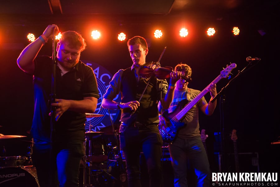 Young Dubliners, The Narrowbacks @ Knitting Factory, Brooklyn, NY (45)