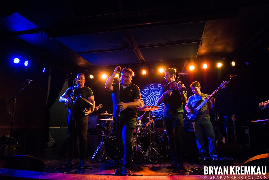 Young Dubliners, The Narrowbacks @ Knitting Factory, Brooklyn, NY (42)