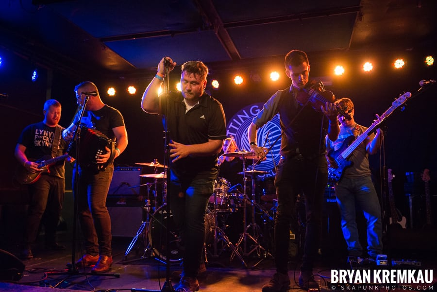 Young Dubliners, The Narrowbacks @ Knitting Factory, Brooklyn, NY (41)