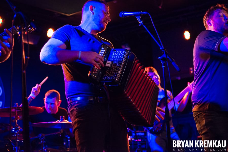 Young Dubliners, The Narrowbacks @ Knitting Factory, Brooklyn, NY (40)