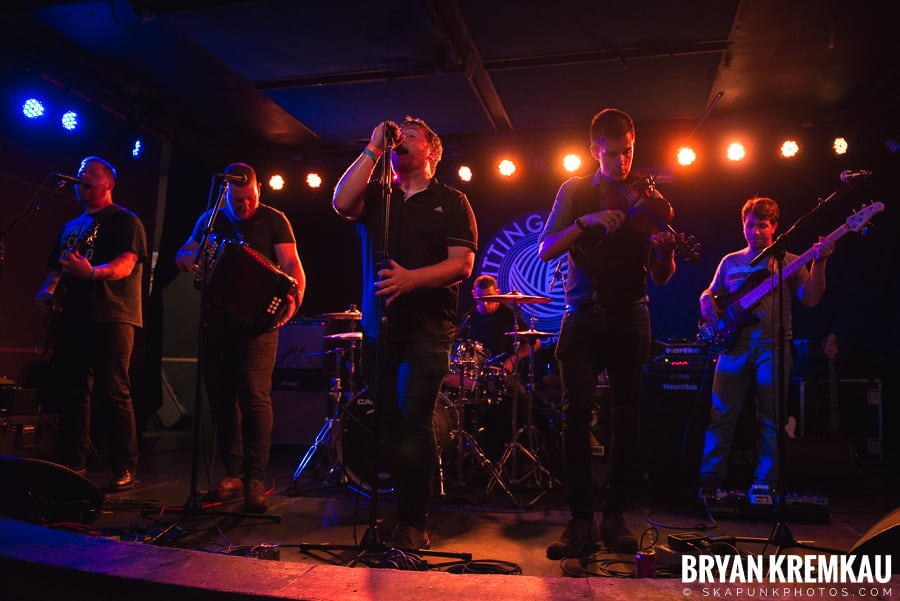 Young Dubliners, The Narrowbacks @ Knitting Factory, Brooklyn, NY (36)