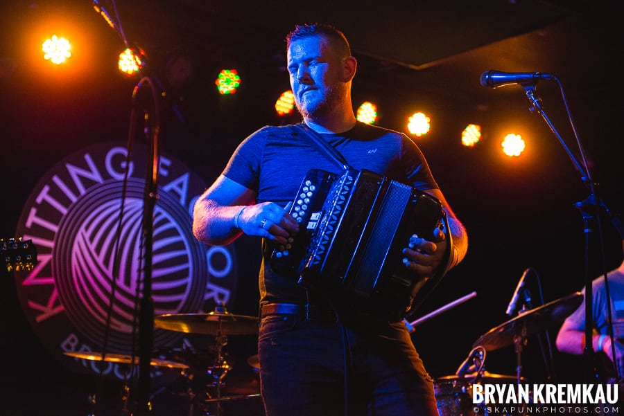 Young Dubliners, The Narrowbacks @ Knitting Factory, Brooklyn, NY (35)