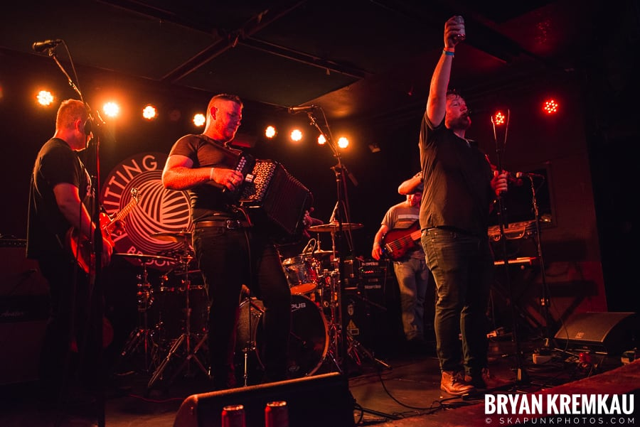Young Dubliners, The Narrowbacks @ Knitting Factory, Brooklyn, NY (31)