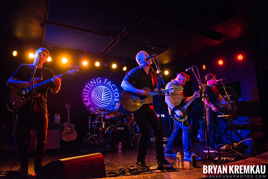 Young Dubliners, The Narrowbacks @ Knitting Factory, Brooklyn, NY (22)