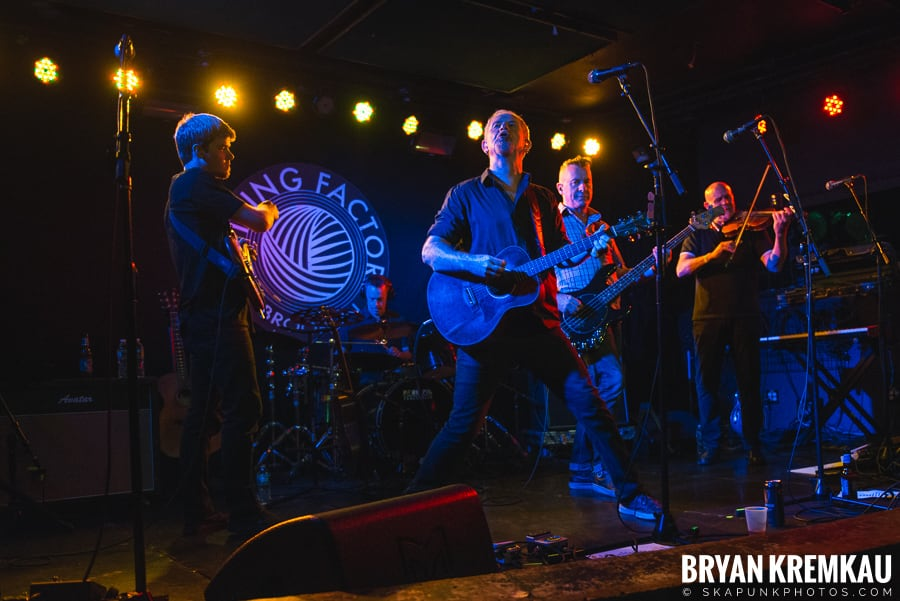 Young Dubliners, The Narrowbacks @ Knitting Factory, Brooklyn, NY (15)