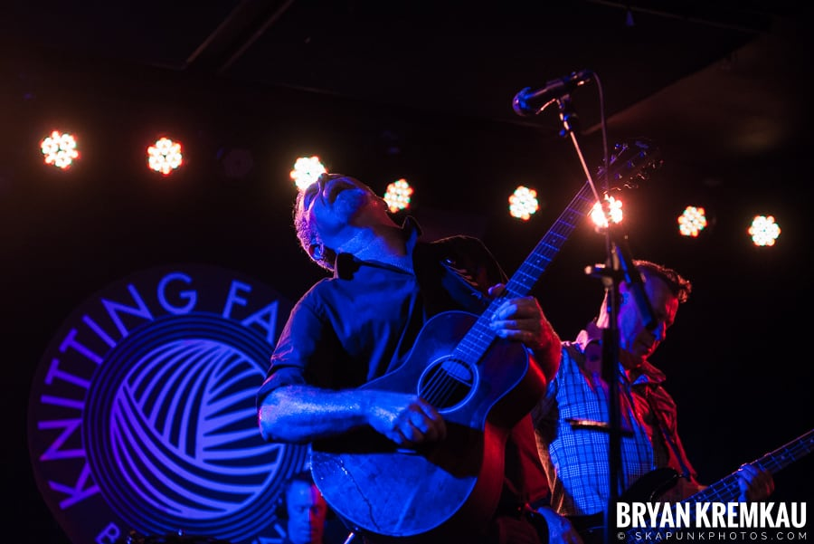Young Dubliners, The Narrowbacks @ Knitting Factory, Brooklyn, NY (5)