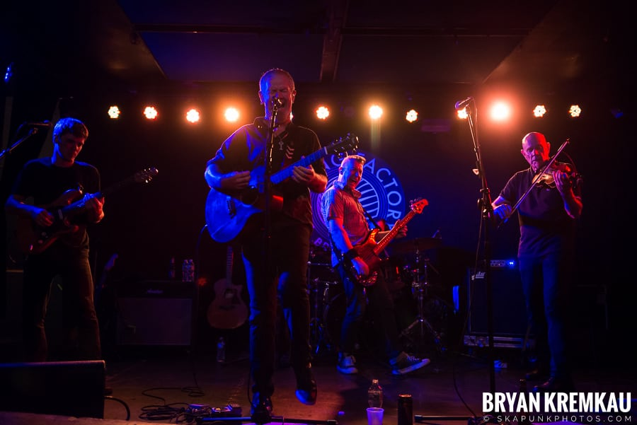 Young Dubliners, The Narrowbacks @ Knitting Factory, Brooklyn, NY (3)