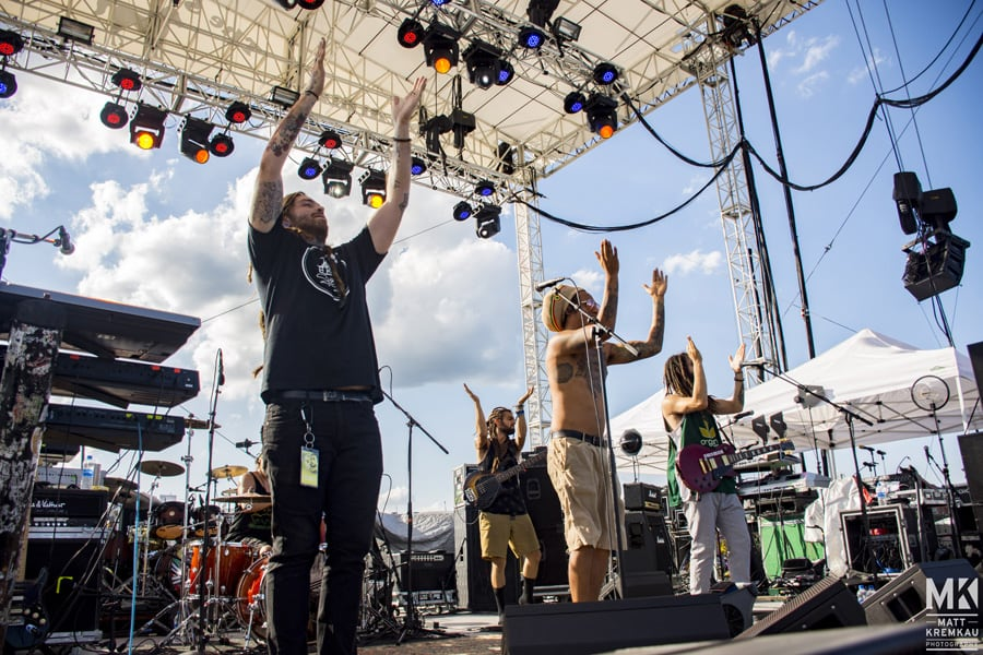 Ziggy Marley, Steel Pulse, Tribal Seeds, Iya Terra @ Stone Pony Summer Stage (76)
