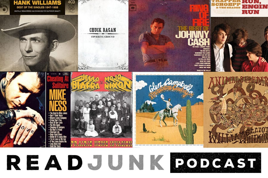 ReadJunk Podcast: Episode 19 (Twangy Tunes)