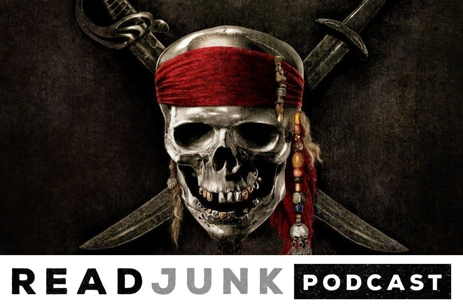 ReadJunk Podcast - Sea Shanties & Pirate Songs