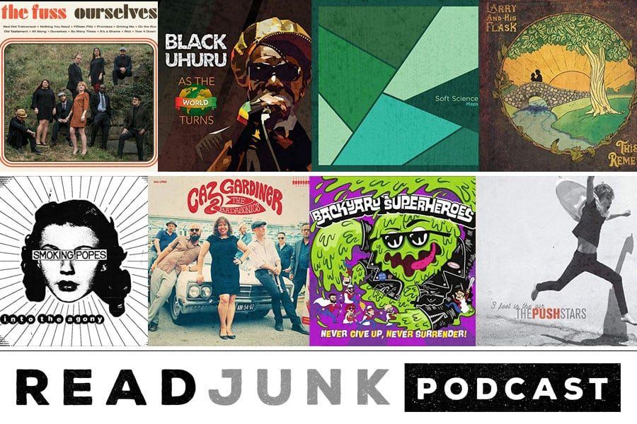 ReadJunk Podcast: Episode 22(New Music: September 2018)