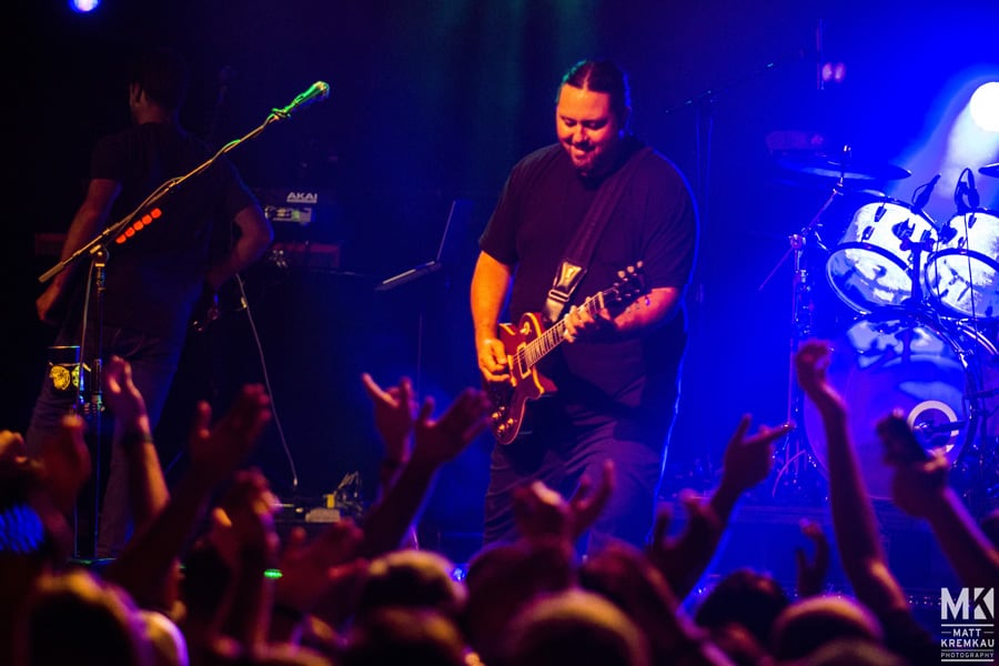 Iration, Common Kings @ Playstation Theater, NYC (5)
