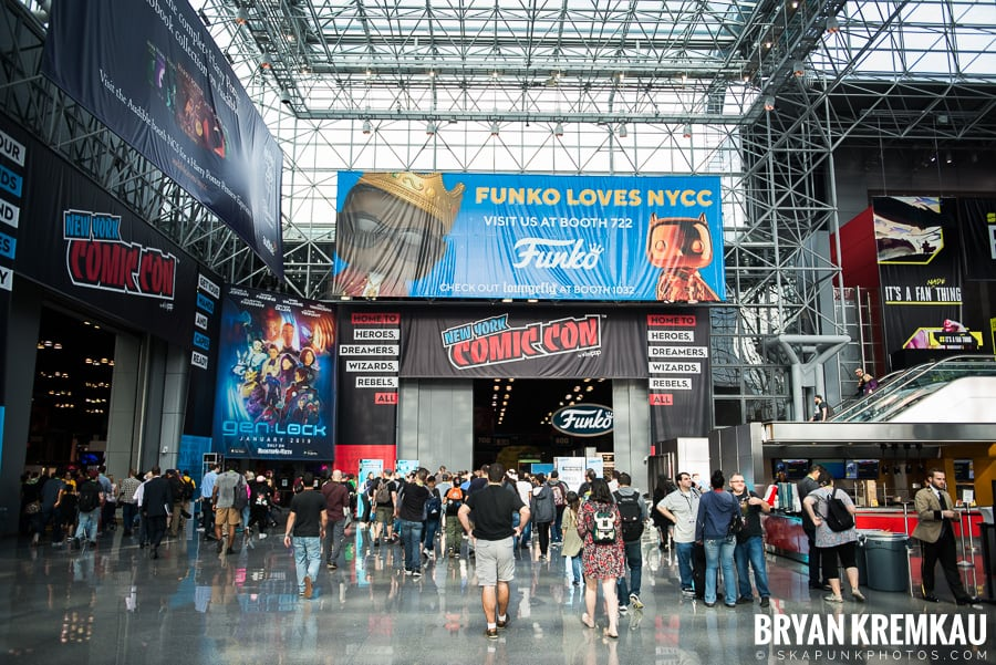 New York Comic Con: Thursday, October 4th, 2018 Recap (76)