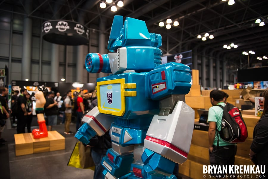 New York Comic Con: Thursday, October 4th, 2018 Recap (72)