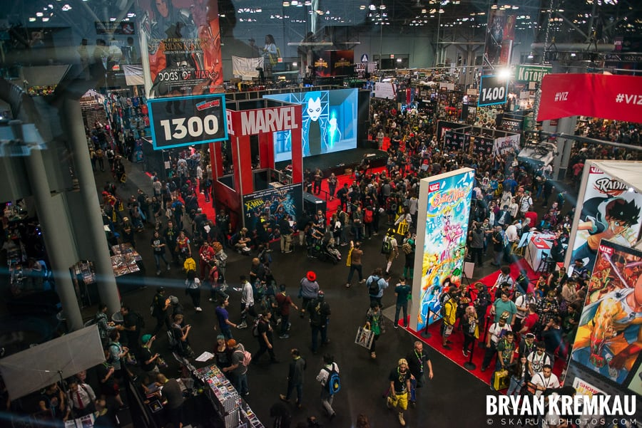 New York Comic Con: Thursday, October 4th, 2018 Recap (63)