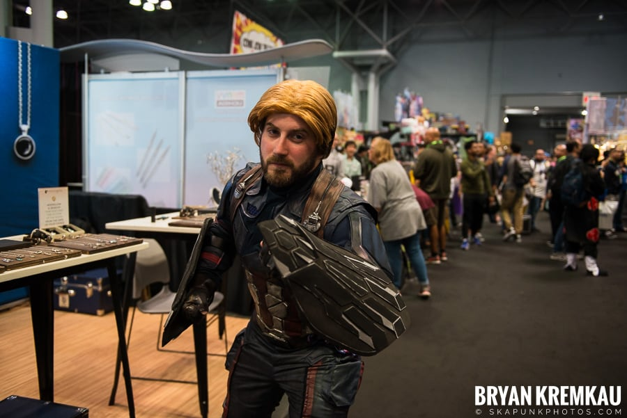 New York Comic Con: Thursday, October 4th, 2018 Recap (61)