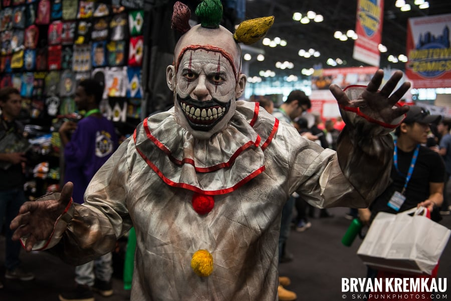 New York Comic Con: Thursday, October 4th, 2018 Recap (59)