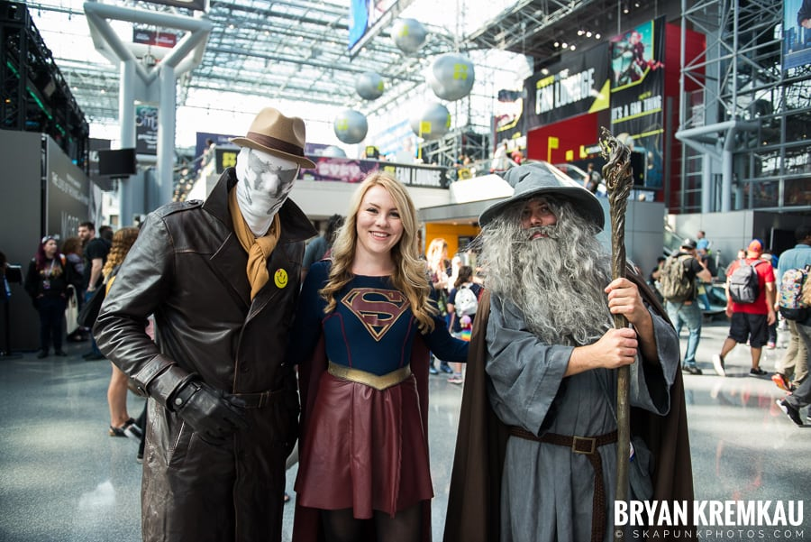 New York Comic Con: Thursday, October 4th, 2018 Recap (57)