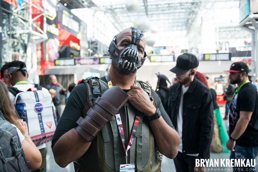New York Comic Con: Thursday, October 4th, 2018 Recap (51)