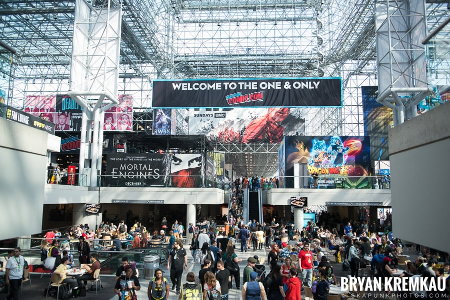 New York Comic Con: Thursday, October 4th, 2018 Recap (49)