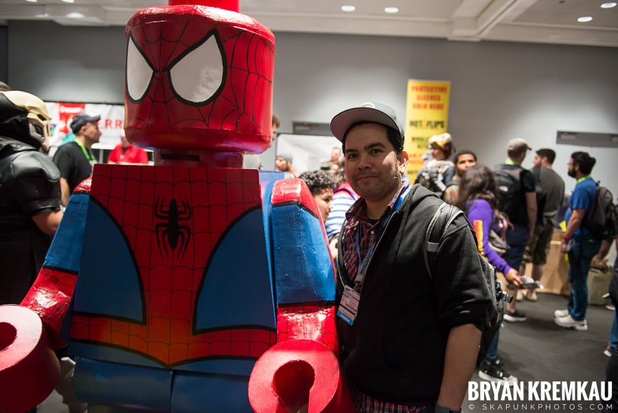 New York Comic Con: Thursday, October 4th, 2018 Recap (45)