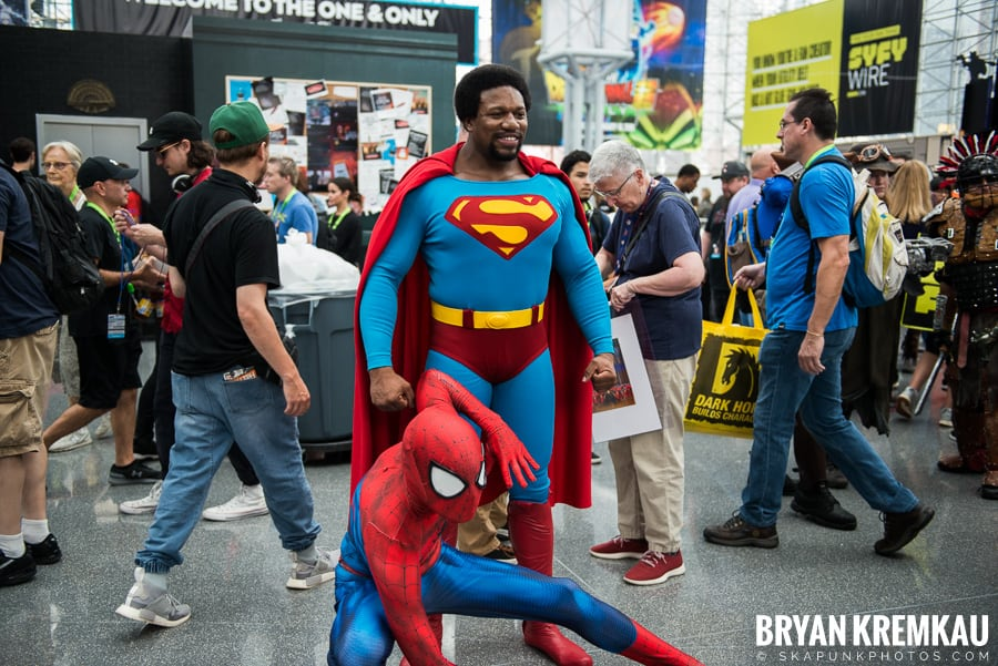 New York Comic Con: Thursday, October 4th, 2018 Recap (42)