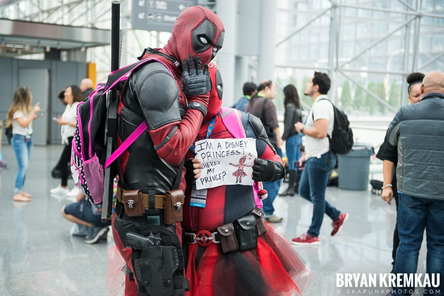 New York Comic Con: Thursday, October 4th, 2018 Recap (41)