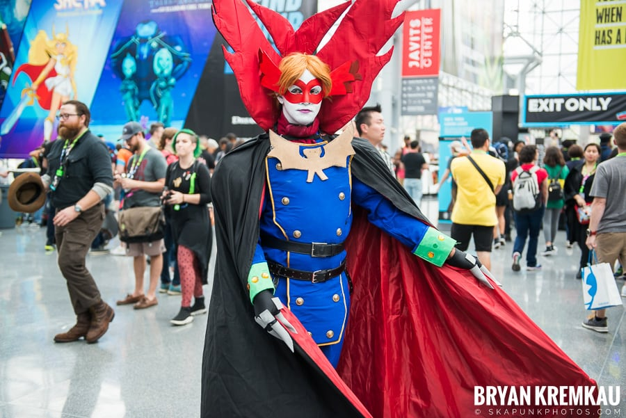 New York Comic Con: Thursday, October 4th, 2018 Recap (35)