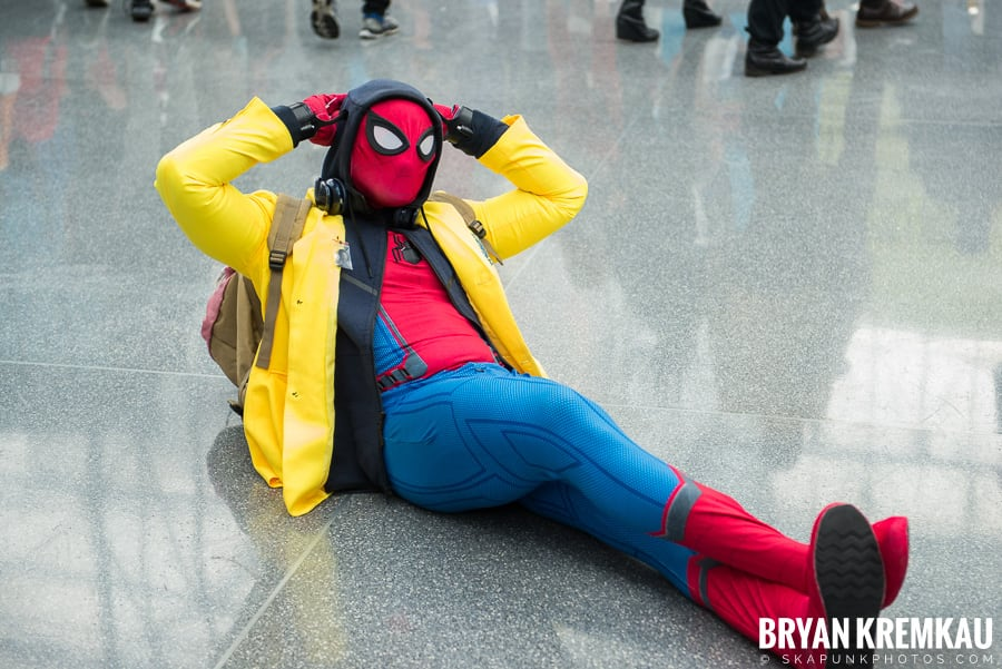 New York Comic Con: Thursday, October 4th, 2018 Recap (34)