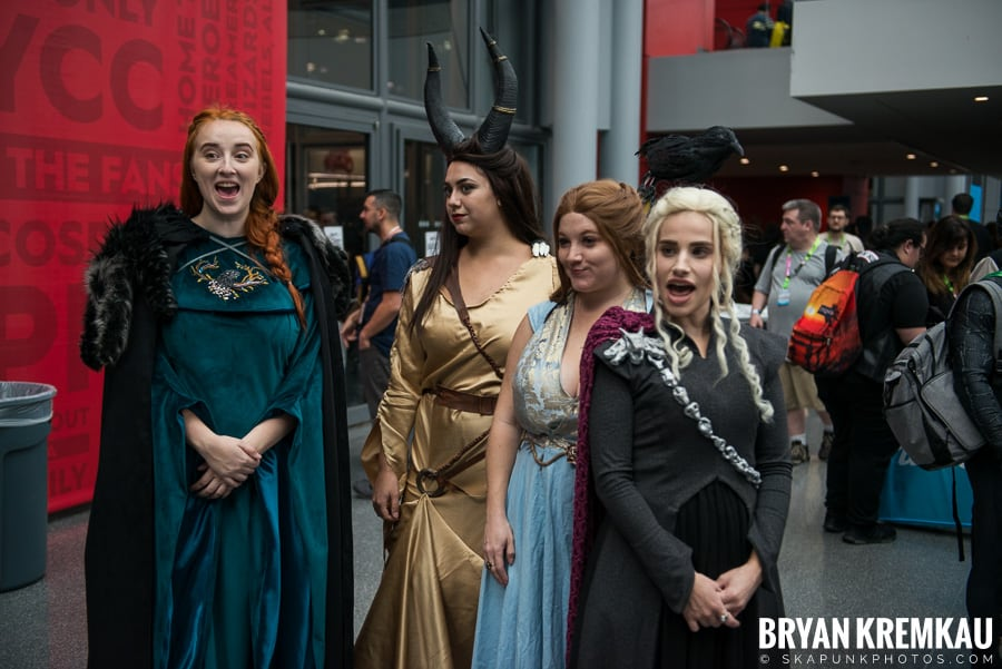 New York Comic Con: Thursday, October 4th, 2018 Recap (19)